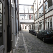 Inside Paris Tours - Cour Bastille - Hidden courtyards of La Bastille