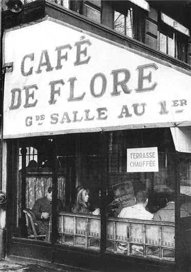 Credit Photos Cafe de Flore Officiel