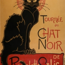 Montmartre - Le Chat Noir - Inside Paris Tours